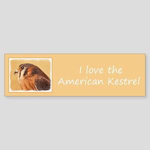 American Kestrel Sticker (Bumper)