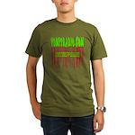 VomitRadio Organic Men's T-Shirt (dark)
