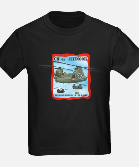 Military Helicopter T