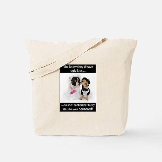 Cool Neuter Tote Bag