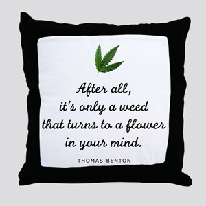 After all Throw Pillow