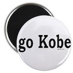 go Kobe Magnet
