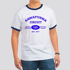 Annapurna Circuit Men's Ringer T