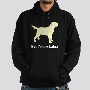 Got Yellow Labs II Hoodie (dark)
