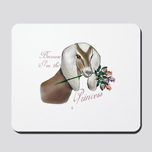 I'm the Princess Nubian Mousepad
