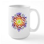 Hexa Mandala Large Mug