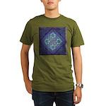 Celtic Avant Garde Organic Men's T-Shirt (dark)
