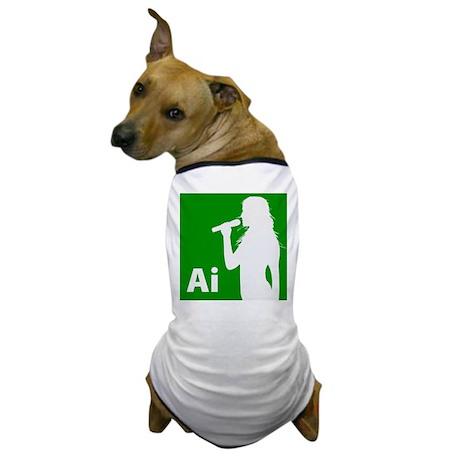 American Idol Girl Dog T-Shirt
