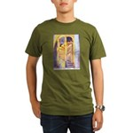 La Conciergerie Watercolor Organic Men's T-Shirt (