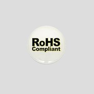 RoHS Compliant Mini Button