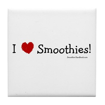 Smoothie Lover's Coaster
