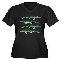 Cymbospondylus Plus Size T-Shirt