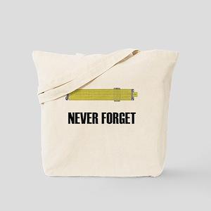 Never Forget Slide Rules 2 Tote Bag