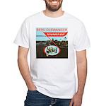 Berl Olswanger Orchestra White T-Shirt