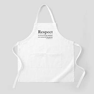 Respect BBQ Apron