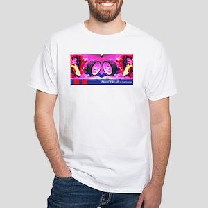 Double Header T-Shirt (white)