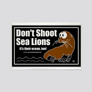 Sea Lion Fridge Magnet