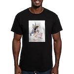 GOSSAMER FAIRY Men's Fitted T-Shirt (dark)