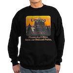 Littering kicks Buttes Sweatshirt (dark)