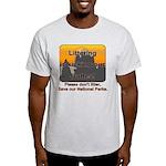 Littering kicks Buttes Light T-Shirt