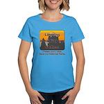 Littering kicks Buttes Women's Dark T-Shirt