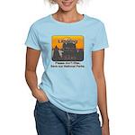 Littering kicks Buttes Women's Light T-Shirt