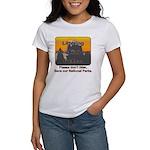 Littering kicks Buttes Women's T-Shirt