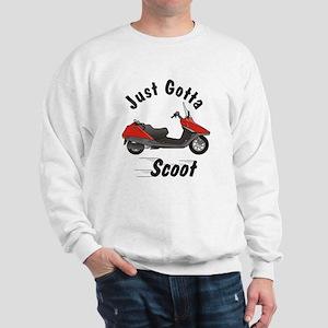 Just Gotta Scoot Helix Sweatshirt