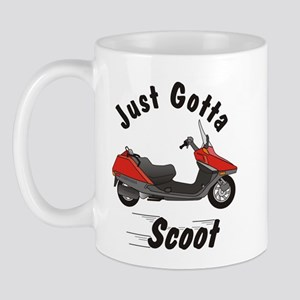 Just Gotta Scoot Helix Mug
