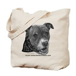 Roxy, Pit Bull Terrier Tote Bag