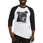 Roxy, Pit Bull Terrier Baseball Jersey