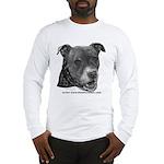 Roxy, Pit Bull Terrier Long Sleeve T-Shirt