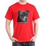 Roxy, Pit Bull Terrier Dark T-Shirt