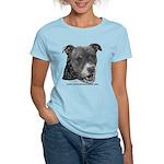 Roxy, Pit Bull Terrier Women's Light T-Shirt