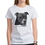 Roxy, Pit Bull Terrier Women's T-Shirt