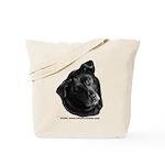Corvis, Black Lab Mix Tote Bag