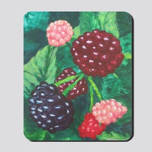 Berries of All Ages Mousepad