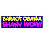 Barack Obama Bumper Sticker (50 pk)