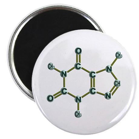 Caffeine Molecule Magnet