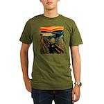 Scream 21st Organic Men's T-Shirt (dark)