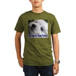 21st Birthday Gifts, Westie T Organic Men's T-Shir