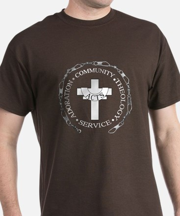 Fishers of Men- Silver T-Shirt