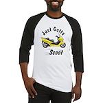 Just Gotta Scoot Reflex Baseball Jersey