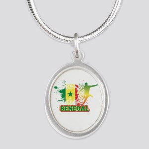 Football Worldcup Senegal Senegalese So Necklaces