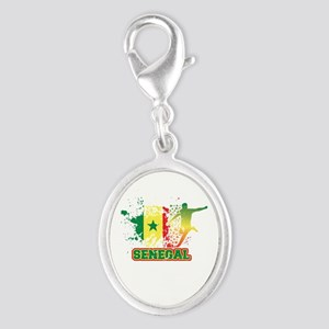 Football Worldcup Senegal Senegalese Socce Charms