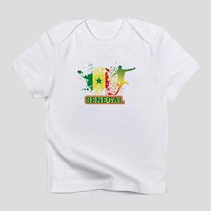 Football Worldcup Senegal Senegalese Socc T-Shirt