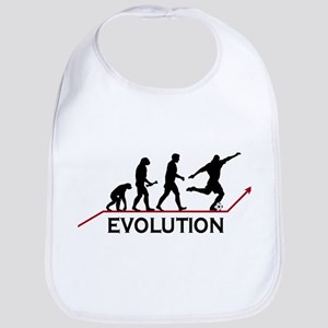 Soccer Evolution Bib
