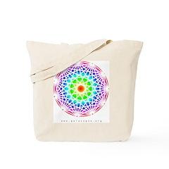 Mystic Rose Tote Bag
