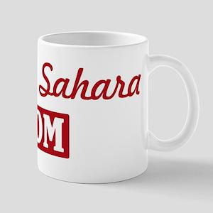 Western Sahara Mom Mug