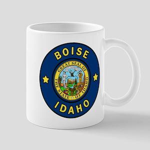 Boise Idaho Mugs